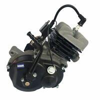 HMParts Motor 50 ccm luftgekühlt 2-Takt für KXD Moto Pro NRG50