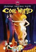 JANNI BRENN,GABRIEL BYRNE KIM BASINGER - COOL WORLD   DVD NEUF RALPH BAKSHI