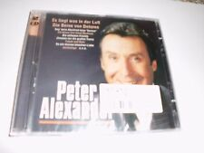 Peter Alexander - Es Liegt Was in der Luft -  CD - OVP