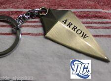 ARROW Tv series Based on DC Comics Green Arro Movie Full Metal Key chain cosplay