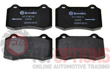 BREMBO Ford FPV BA BF FG FGX 4 Pot Piston REAR Pad Set - BRAND NEW GENUINE OEM