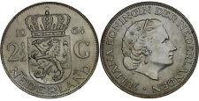 Netherlands - 2½ Gulden 1964