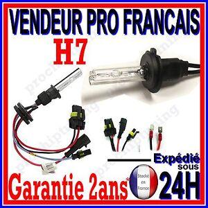 AMPOULE AU XENON H7 8000k 35W 55W POUR KIT HID 12V LAMPE FEU PHARE DE RECHANGE