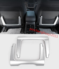 Chrome Car seat back bag decorated frame Trim For Jeep Grand Cherokee 2014-2017