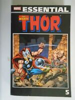 Essential Thor TPB #5 SC 6.0 FN (2011 1st Edition)