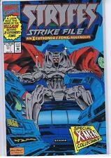 Stryfe's Strike File #1 X-Cutioners Song Addendum Marvel Comics