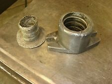 Vintage Maytag 72 92 Hit & Miss Engine Slotted Exhaust Flange Gas Engine Motor