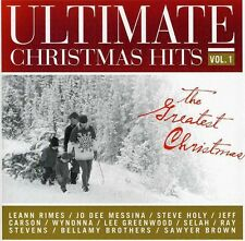 Vol 1 Greatest Christmas Ultimate Hits 2003 CD CD R