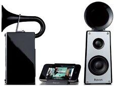 Ravon Hornet iPhone 6 5 4 Apple iPod Lautsprecher Boxen MP3 Player Soundsystem S