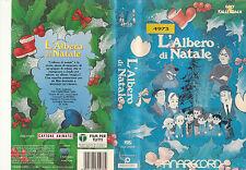 L'ALBERO DI NATALE (1990) VHS