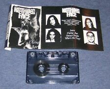 1995 METAL DEMO ~ NOTHING FACE ~ DYING AGE ~ RARE ORIGINAL CASSETTE TAPE