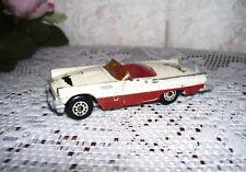 MATCHBOX 1957 THUNDERBIRD CONVERTABLE TOP 1982