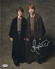 Rupert Grint Signed Harry Potter 11x14 Photo PSA/DNA COA Picture Autograph 3