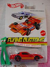 2013 Flying Customs '81 Chevy CAMARO Z-28 1981☆RED w/rho☆HOT WHEELS☆Tough Sturdy