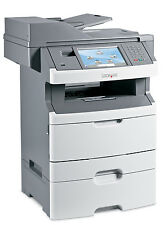 Lexmark X466dte USB Network Multifunction Mono Laser Printer X466 466dte *NEW