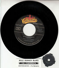 "THE FENDERMEN  Mule Skinner Blues & THE OLYMPICS Western Movies 7"" 45 record NEW"