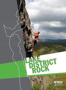 Lake District Climbing Guide - Lakeland Rock Climbing Guidebook - FRCC