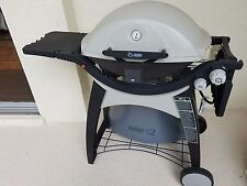 Webber BBQ,  only been used twice.Natural Gas Grill Backyard Patio