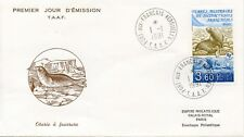 FDC / T.A.A.F. TERRES AUSTRALES TIMBRE N° 159 / FAUNE /