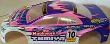 1/10 RC car 190mm on road drift Mazda Sports Body Shell Blue