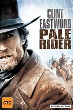 PALE RIDER Clint Eastwood DVD R4