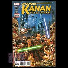 Star Wars KANAN The Last Padawan #1 (2015) Regular Cover New REBELS TV Show NM