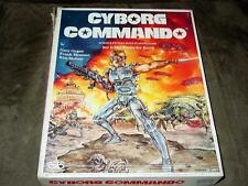 CYBORG COMMAND SciFi Role-playing game  Original COLLECTOR'S EDITION  GARY GYGAX