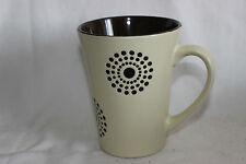 Mug Cup Tasse à café Rayware AKISA Cream with Brown Round Dots