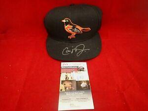 Cal Ripken Jr. Signed Auto Baltimore Orioles Authentic New Era Hat - JSA NN91099