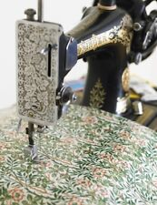 William Morris Sweet Briar Pvc / Oilcloth  Floral Cloth By The Half Metre