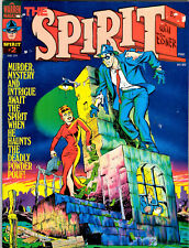 THE SPIRIT #2 - BY WILL EISNER - JUNE 1974 - FROM WARREN MAGAZINE