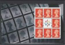 Engeland / Great Britain vel/sheet - Stamps of Elisabeth II (069)