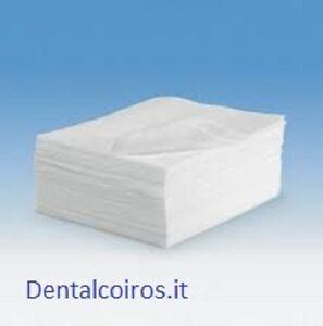100 COMPRESSE DI GARZA IDROFILA PIEGATA cm 5x5 - GARZE PIEGATE-non sterile