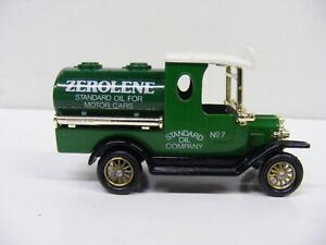 Lledo Days Gone DG 6-8 Ford T Model Tanker Zerolene Standard Oil For Motor Cars
