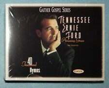 Tennessee Ernie Ford Amazing Grace - 2 Cassettes (40 songs) 1998 New