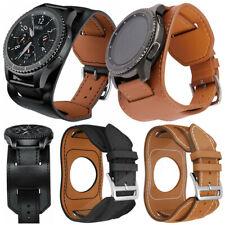 Echt Leder Armband Uhrenarmbänder Strap Für Huawei Watch GT 2 46mm 2 Classic/Pro