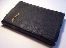 Holy Bible, King James Version, Collins Vintage, Maps, References, 1937