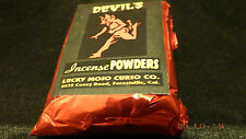 Devils Incense Powder