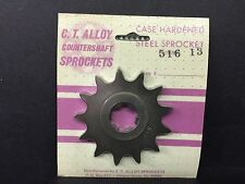 RM 250 1976-1981 / RM 400 1978-1980 Front Sprocket 13 Tooth #516