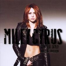 """MILEY CYRUS """"CAN´T BE TAMED"""" CD+DVD DELUXE EDT NEW+"""