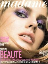 Mag 2008: VANESSA HESSLER_FABRICE LUCHINI_SUSAN SARANDON_CLEMENCE POESY
