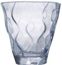 RCR Crystal Riflessi Set Of 6 Crystal Tumblers Whiskey / Wine Water Tumbler
