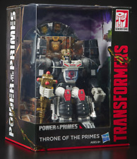 SDCC 2018 Hasbro Transformers Generations Throne of the Primes Optimus In Hand