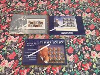 Israeli First Day Cover Yitzhak Rabin, Begin, Soldiers, Stamps Sheet + Envelope,
