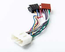 Radio Anschluss SUBARU IMPREZA LEGACY OUTBACK auf ISO Adapterkabel Radioadapter