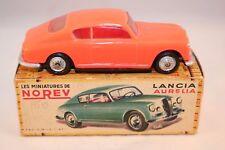 Norev 22 Lancia Aurelia rouge orange plastique all original in box