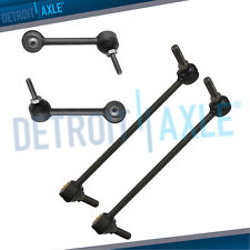 Front & Rear Sway Bar End Link for 2010 2011 2012 2013-2017 Ford Taurus Flex MKT