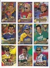 1998 High Gear MPH NUMBERED PARALLEL #25 Mike Skinner #04/100! SCARCE!