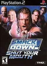 WWE Smackdown! Shut Your Mouth Complete