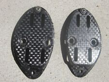 Speedplay road Carbon plate 4-bolt to 3-bolt conversion adapter =Sidi, pair rare